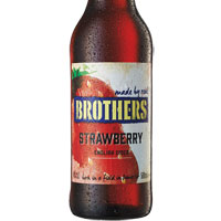 Brothers Strawberry Cider