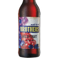 Brothers Wild Fruits Cider