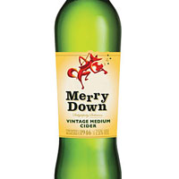 Merrydown Vintage Medium Cider