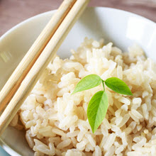 Easy Sticky Thai Coconut Rice